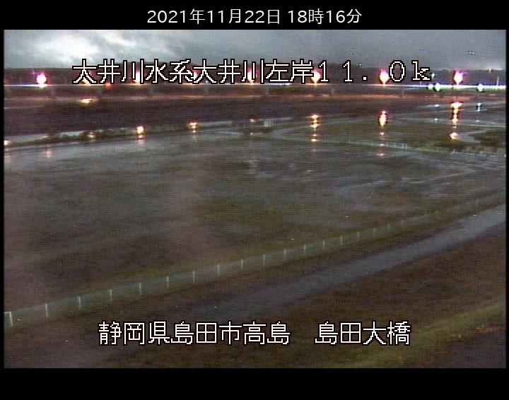 島田大橋左岸