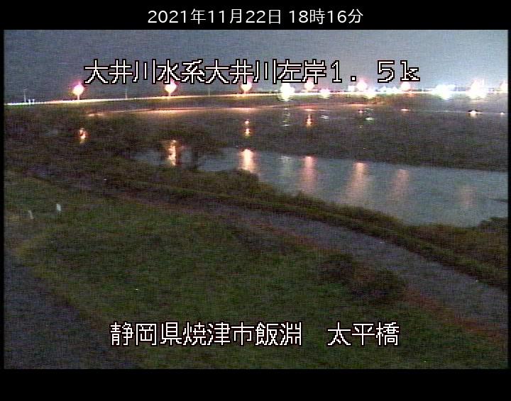 太平橋左岸