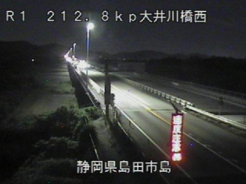 大井川橋西