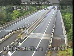 谷津川橋 123.4KP