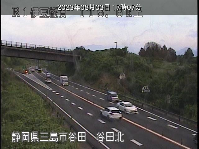 谷田北 115.6KP